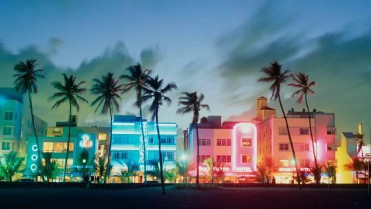 Universe Miami Music Video Mix