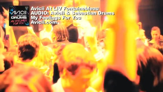 AVICII My Feelings For You LIV Miami