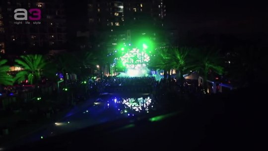 NEW YEARS EVE Fontainebleau EDM TV
