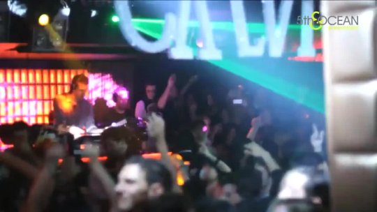 5th & Ocean Calvin Harris For LAVO Nightclub New York