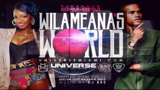 Wilameana's World Nov 14, 2017