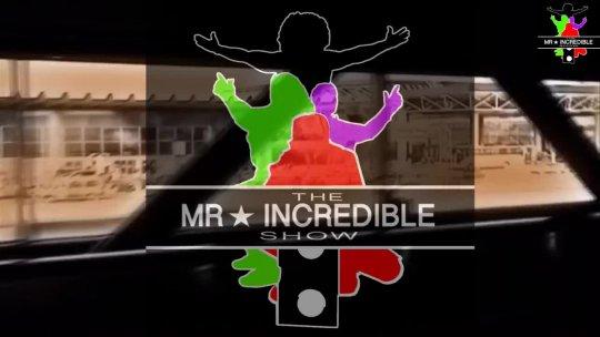 The Mr Incredible Show S3. E1. Jan 10, 2018 Feat Mzs Stiletto
