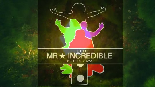 Mr Incredible Show S3. E14 Feat Big Sounds Better, Saskya Sky April 4th 2018
