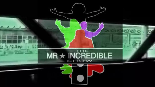 Mr Incredible Show S3. E17. Feat Destinee & UB May 2dn 2018