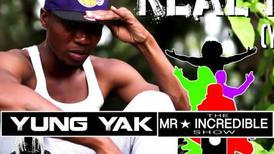 Yung Yak 06.13.2018 - Mr. Incredible Show