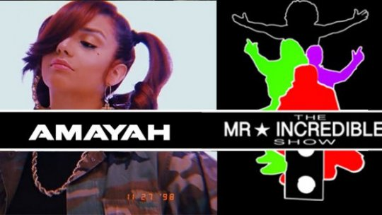 Mr.IncredibleShow S03 Ep01 - Amayah 10.09.2018