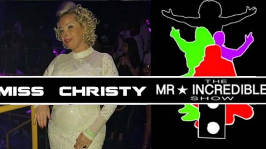 Mr.Incredibleshow SE03 Ep06 w/ Miss Christy
