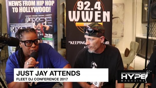 Hype Just Jay Attends Fleet DJ Conference
