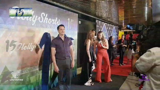 2019 HollyShorts Film Festival | Opening Night | inDtv