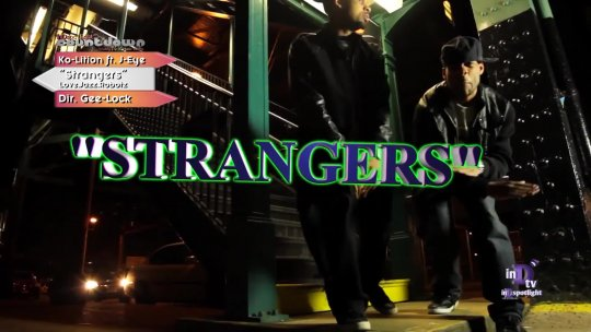 Ko Lition ft. J Eye | Strangers | inDtv