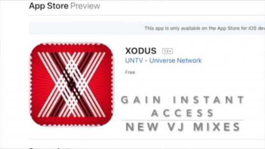 XODUS TV SUPPORT THE NETWORK CAMPAIGN