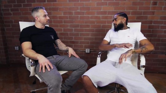 Nipsey Hussle Interview The Art of Being a  Selfmade Millionaire 1 of 3