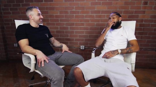 Nipsey Hussle Interview The Art of Being a  Selfmade Millionaire 3 of 3