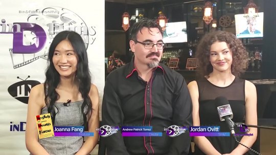 inD Films Monthly | Rebroadcast | Smiley Death Face