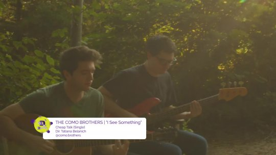 inDtv® Music Video | The Como Brothers - I SEE SOMETHING