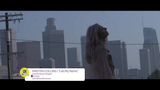 inDtv® Music Video | Kirsten Collins - CALL MY NAME