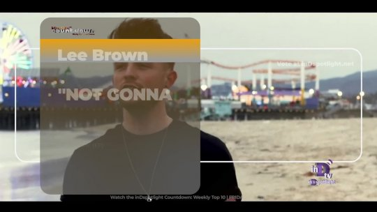 inDtv® Countdown Music Video | Lee Brown   NOT GONNA BUY YOUR LOVE