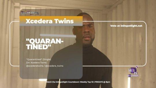 inDtv® Countdown Music Video | Xcedera Twins   QUARANTINED