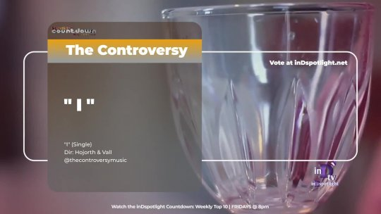 inDtv® Countdown Music Video | The Controversy   I