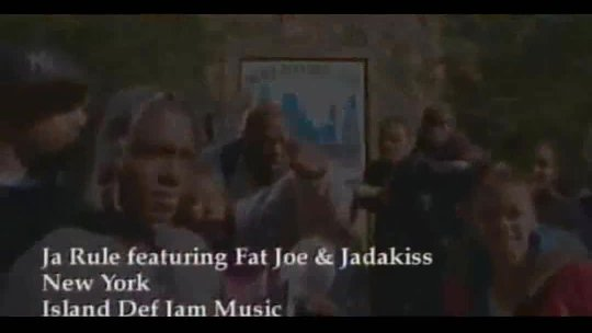 Ja Rule Fat Joe & Jadakiss New York (HQ Dirty) xvid