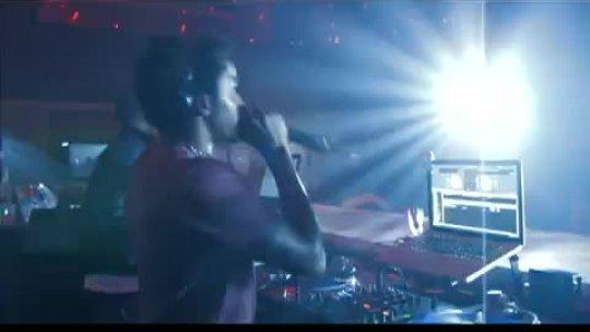 DJ Ruckus at LIV