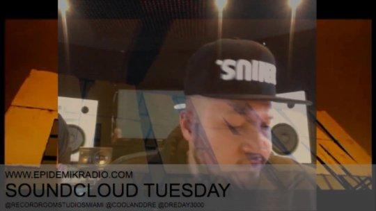 SoundCloud Tuesdays Jan 27, 2015