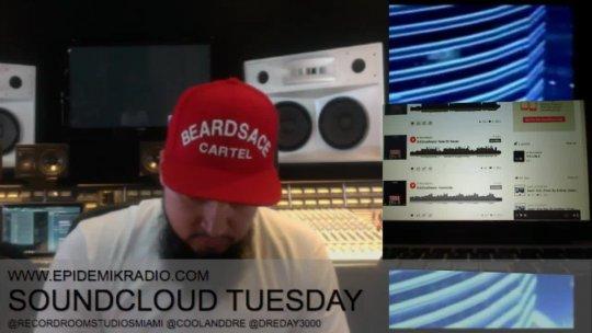 SoundCloud Tuesday Jan 13, 2015