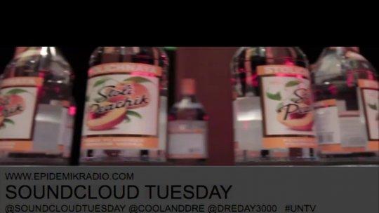 Cool & Dre Present Sound Cloud Tuesday Jun 23, 2015