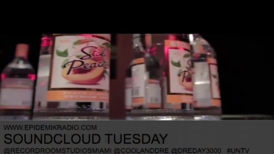 Cool & Dre Present Sound Cloud Tuesday May 13, 2015