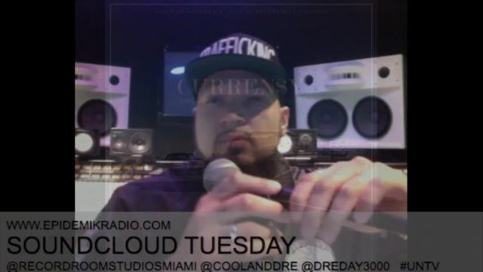 Cool & Dre Present SoundCloud Tuesday Apr 22, 2015