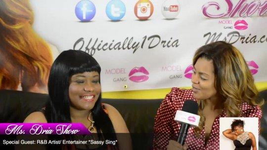Interviews *Sassy Singz