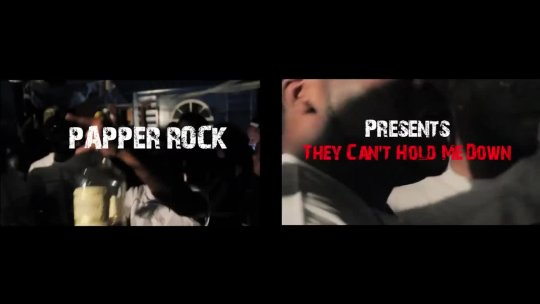 Bugs Kalhune Bo Nasty & Skotti Beamer They Cant Hold Me Down ( PAPERROCK ENT