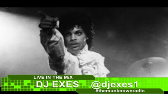 Them Unknown Radio Apr 23, 2016 Guest Selector DJ Exes