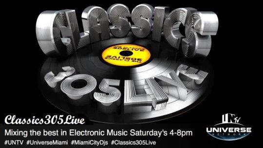 Classics 305 Live - Local Artist Videos