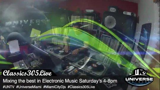 Dj ZONE - Classics 305 Live
