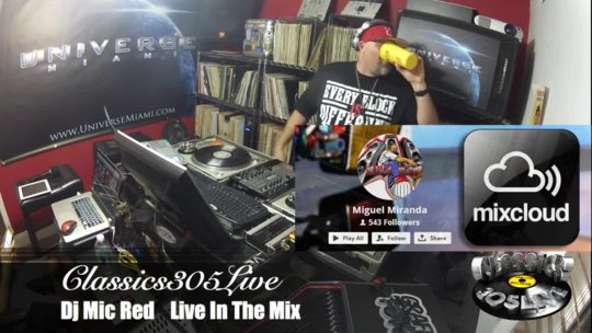 Classics305Live Feat. Dj MicRed - Part 2 Nov. 21, 2015