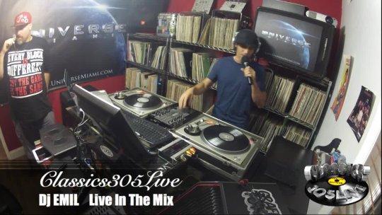 Classics305Live Feat. Mic Red - Intro Nov. 21, 2015