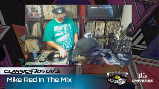 Classics305LIVE - Mic Red & Dj Endy - Session1 Oct 31, 2015