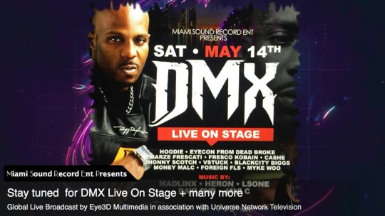 DMX Live From House Nightclub  May 14, 2016 Part 1