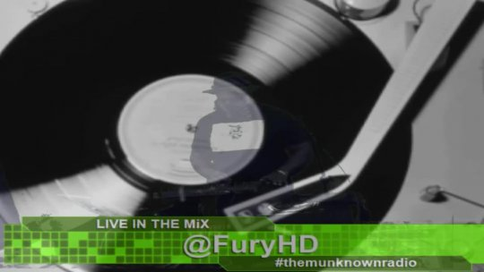 Them Unknown Radio Jul 16, 2016 Resident Selector FuryHD