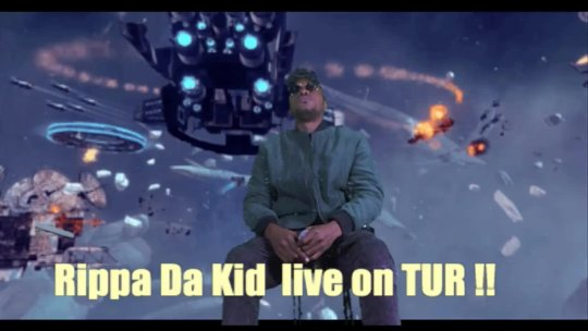 Them Unknown Radio Episode 42217 featuring Music Guest Rippa Da Kid - Resident Selector FuryHD