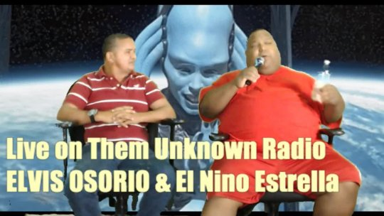 Them Unknown Radio Episode 60317 - Special Guest Elvis Osorio & El Nino Estrella - Tubi in the Mix
