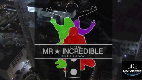 Mr Incredible Show Episode 71217 Feat SplytSecond & Fayn