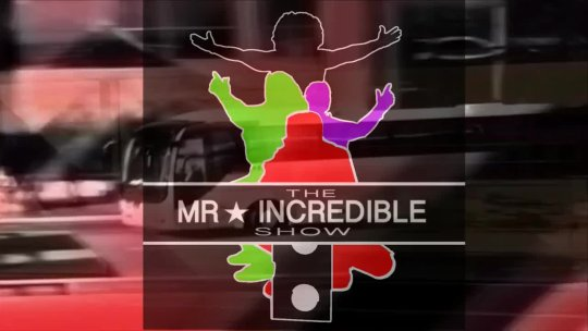 The Mr. Incredible Show Feat Sofi Saint & Aja  Aug 16, 2017