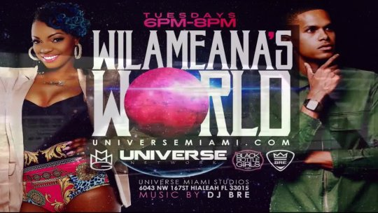 Wilameana's World October 3rd 2017